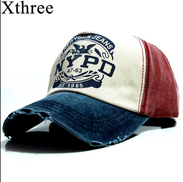 e5e018136bd5f xthree wholsale brand baseball cap fitted hat hip hop snapback hat for men  women  fashion  clothing  shoes  accessories  unisexclothingshoesaccs ...
