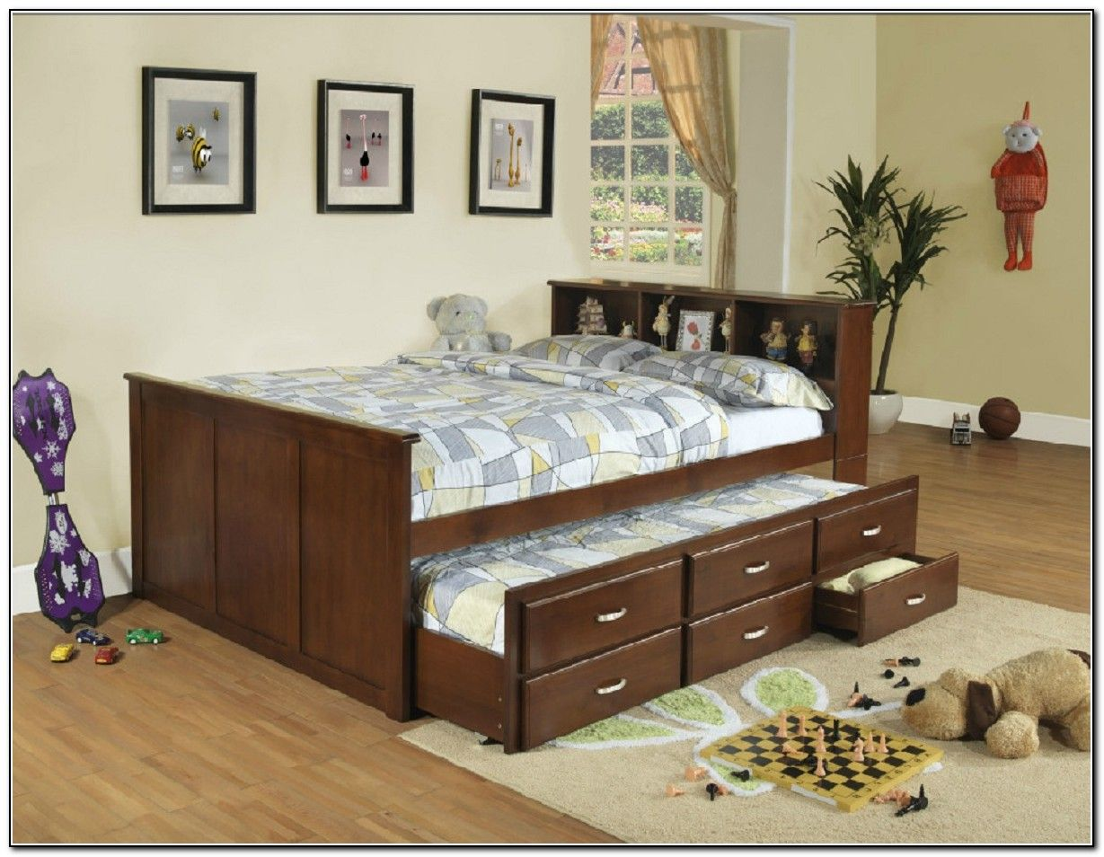 Canvas of IKEA Captains Bed Great Choice for Multiple