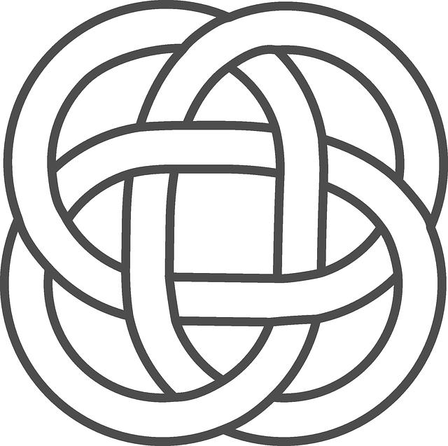 Ingyenes Kep A Pixabay En Kelta Csomo Mintazatok Celtic Designs Celtic Art Celtic Symbols