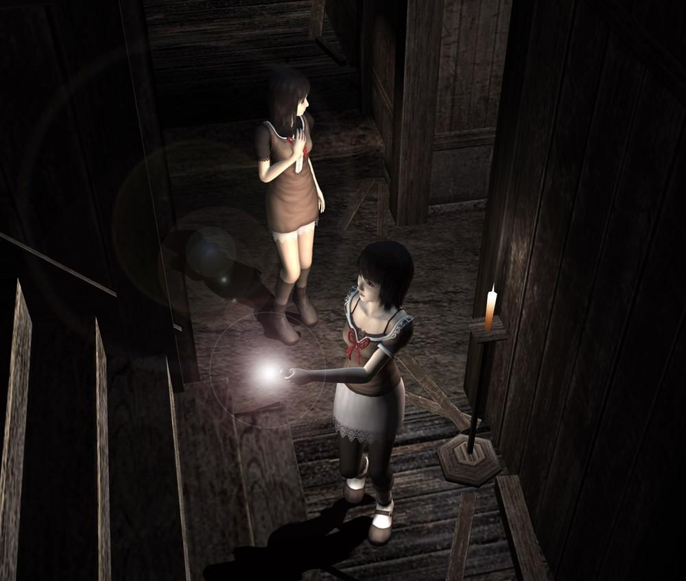 fatal Frame 2 crimson butterfly mayu mio | 187 The Evil Within ...