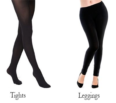 How to Choose Stockings and Tights Colors? published in