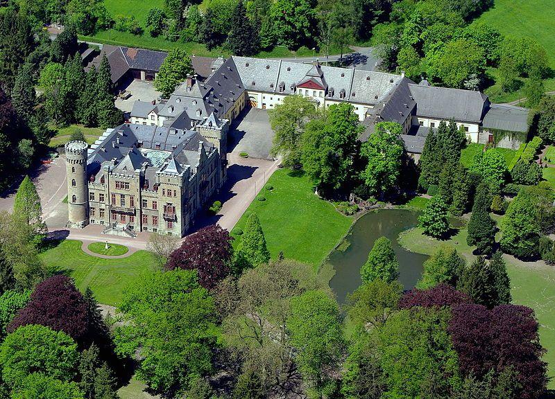 Schloss Herdringen Nordrhein Westfalen Germany Germany Castles Beautiful Castles Castle House