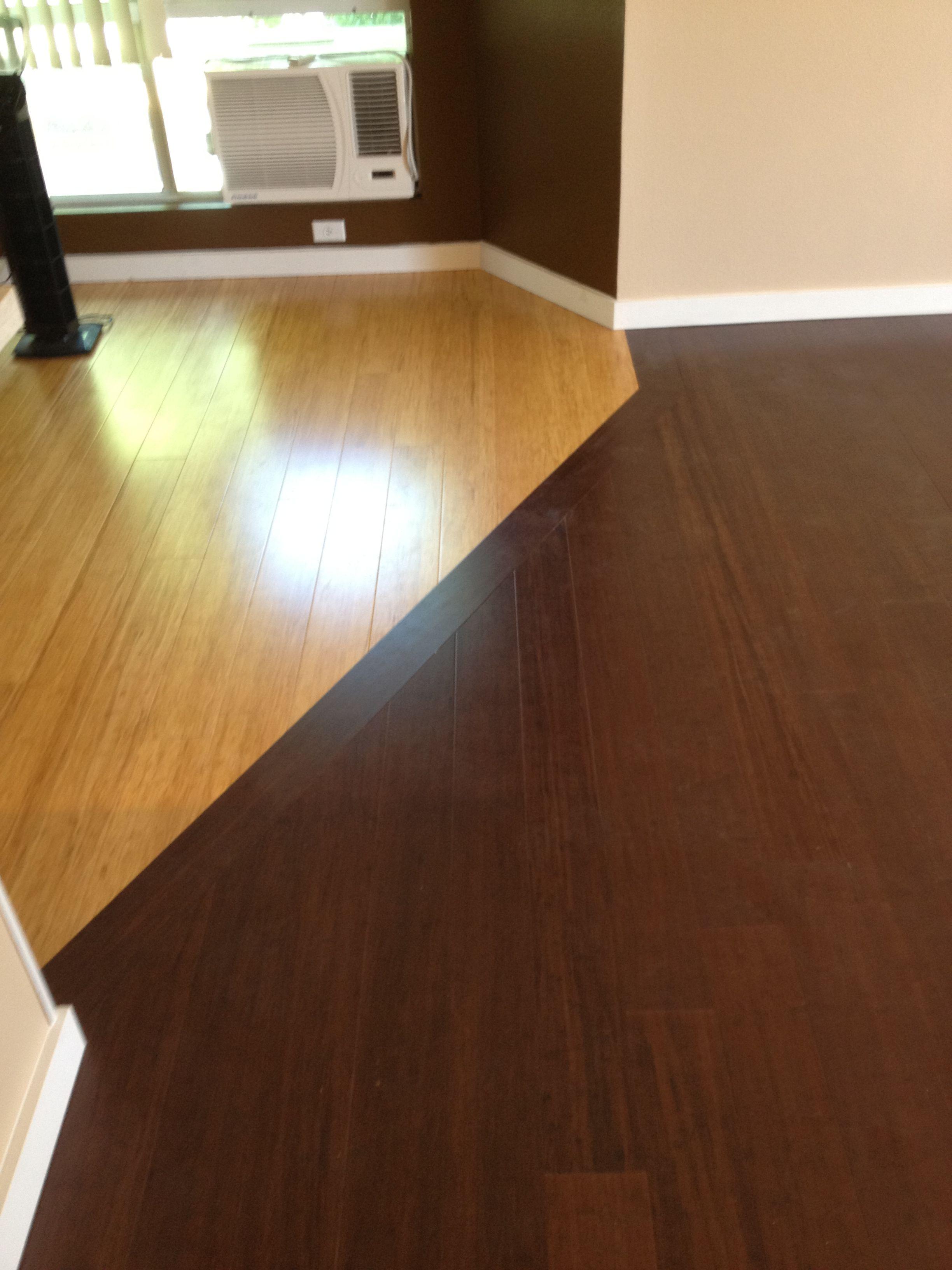 Two Toned Wood Floors Honolulu Hawaii Allbuildconstruction