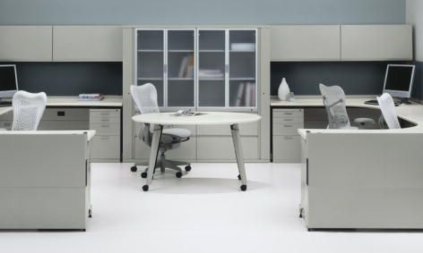 Systems Furniture Seattle Wa Mbi Systems A Herman Miller