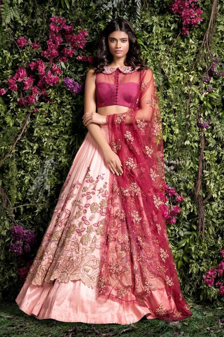 SHYAMAL & BHUMIKA | Blouse designs | Pinterest | Ropa de boda india ...