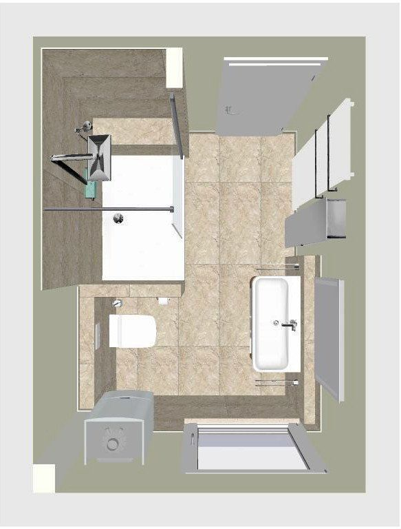 badezimmer planung grundrisse | masion.notivity.co