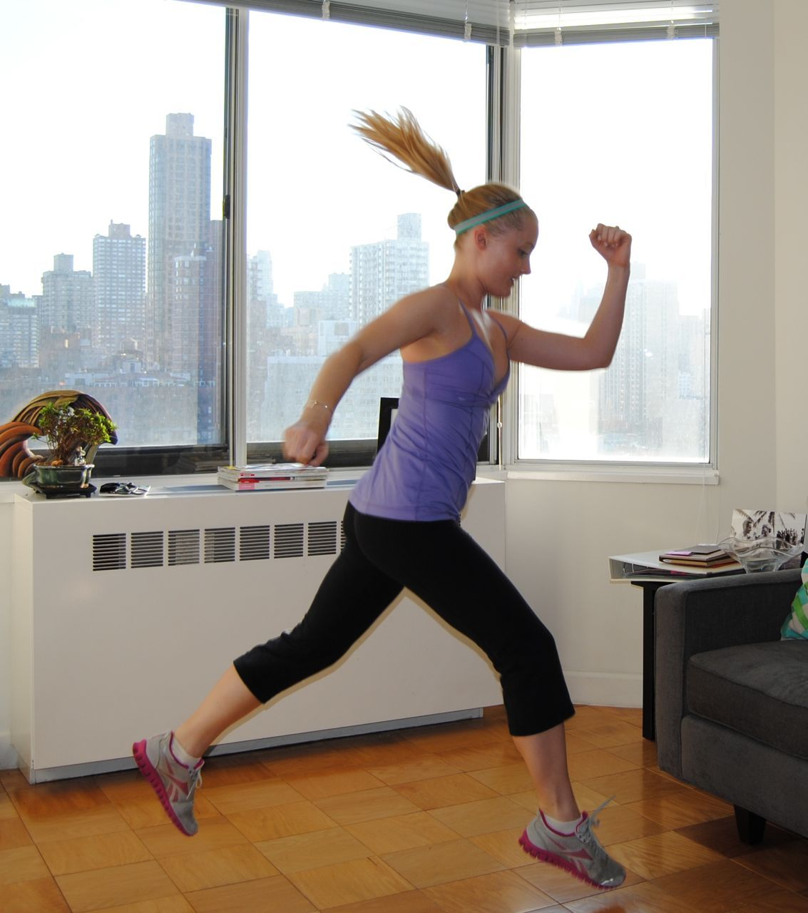 Spring Shape Up Workouts - My Own Balance