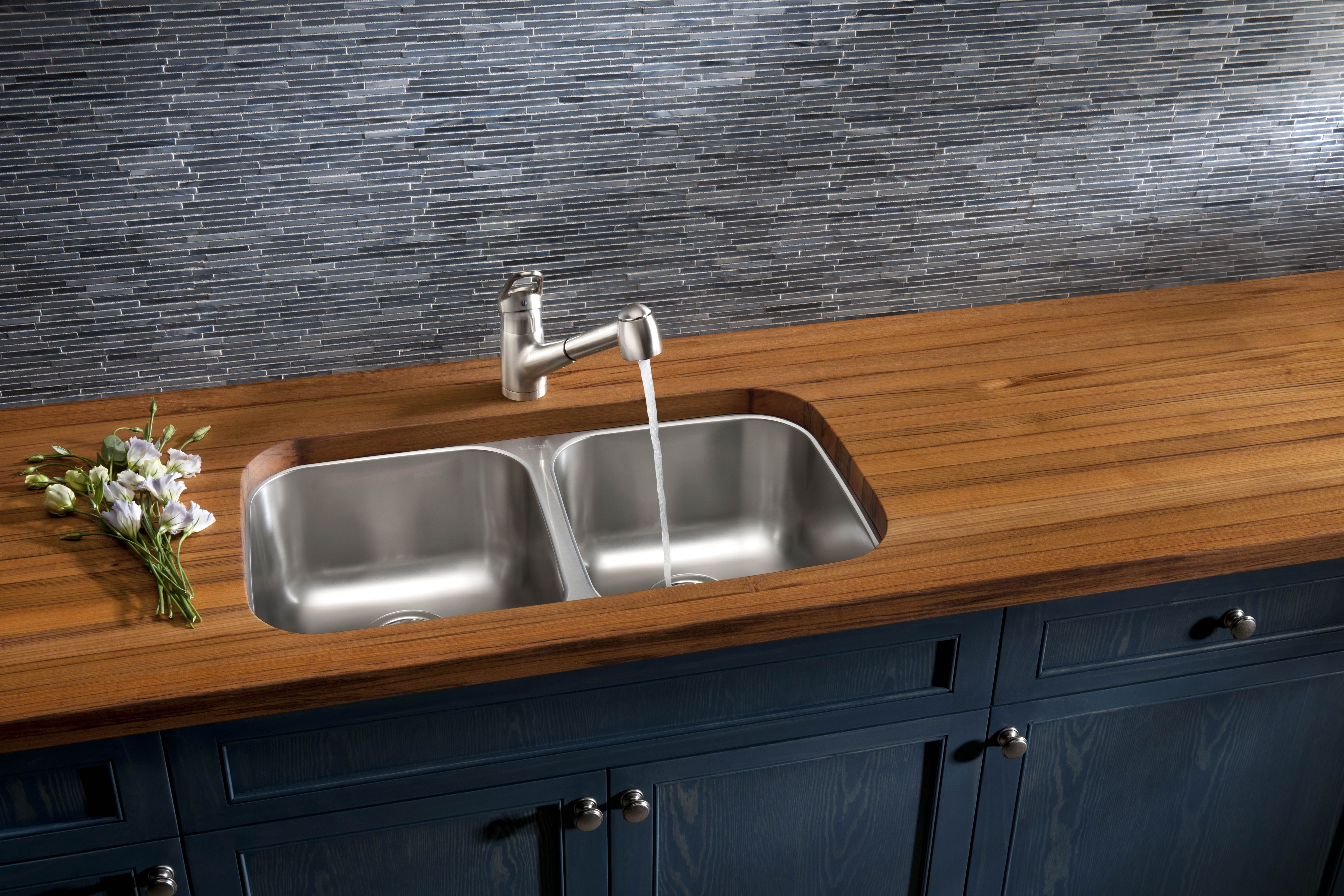 What Kind Of Backsplash Goes With Wood Countertops Wood