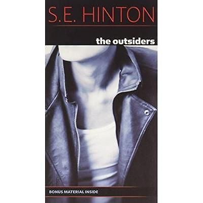 FREE 2 DAY SHIPPING: The Outsiders (Mass Market Paperback)