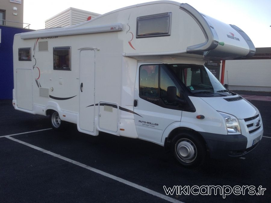 Location camping car capucine roller team auto roller - Location de garage particulier ...