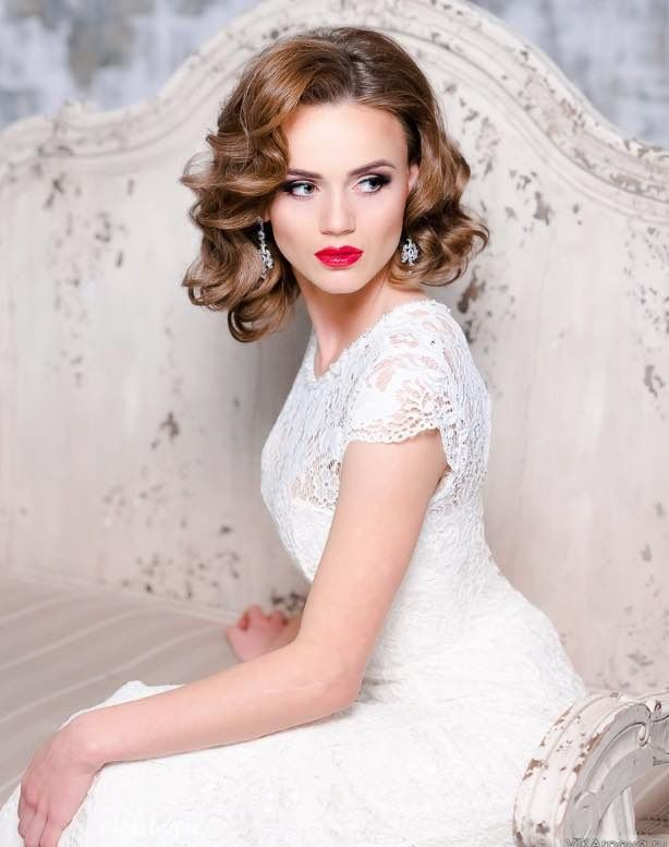 1000 Ideas About Wedding Hairstyles And Makeup On Pinterest Vintage Wedding Hairstyles Wedding Hairstyles And Hairstyle App Hochzeitsfrisuren Frisuren