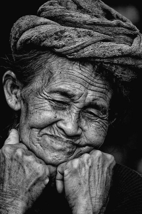 Da série Sorriso-Expressão-Atitude | Old faces