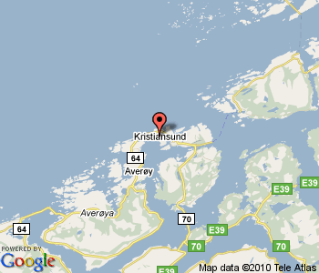 Kristiansund Norway Google Search Kristiansund Norway - Norway map data