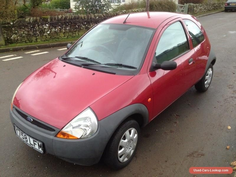 Ford Ka Spares Or Repairs Ford Ka Forsale Unitedkingdom
