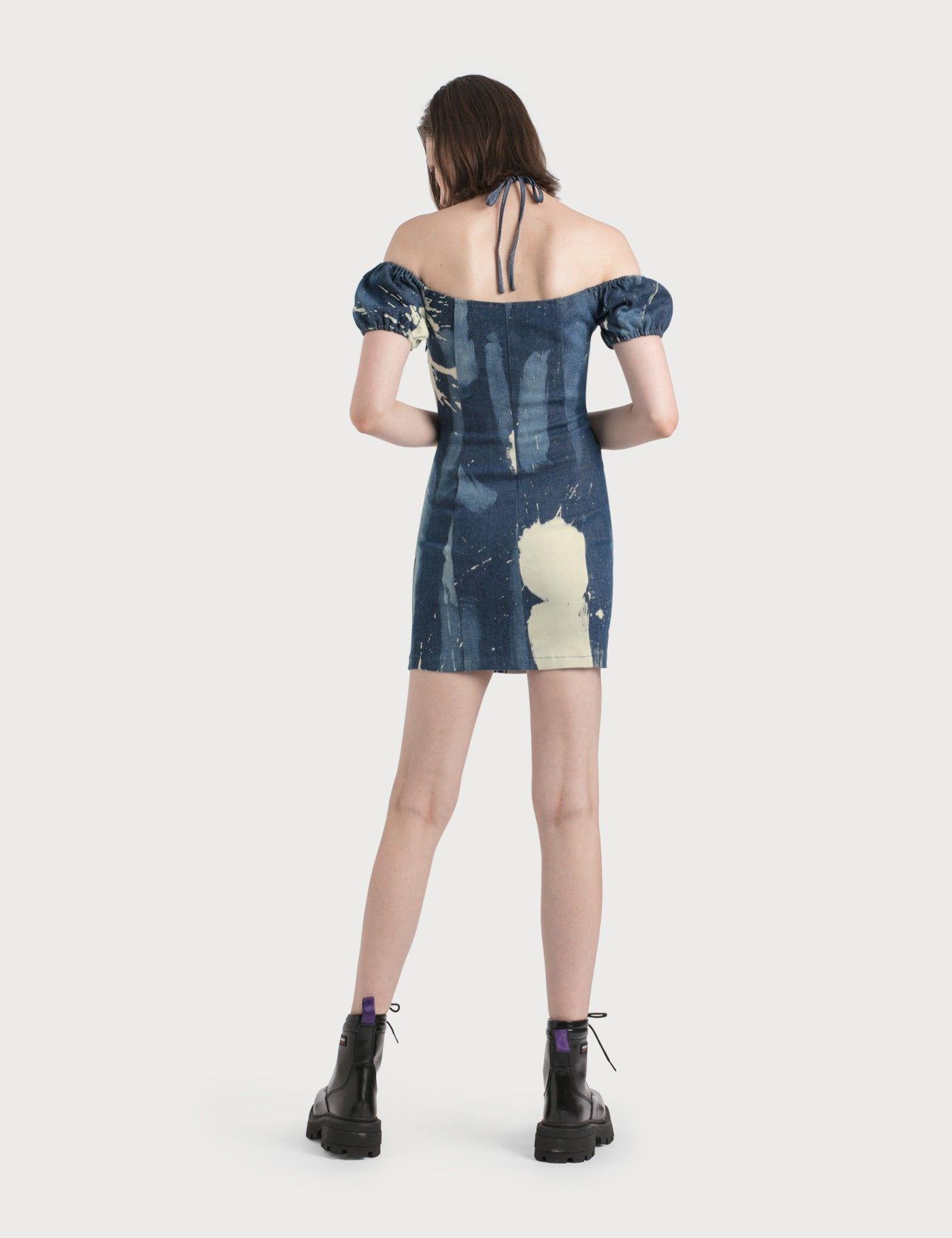 I.AM.GIA Despina Dress HBX in 2020 Denim skirt