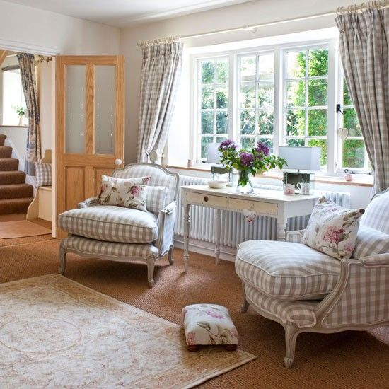 Summer living room ideas | Decorating | French country ...