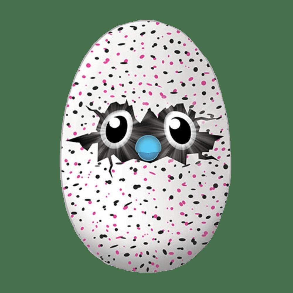 Hatchimal Peeking Through Egg Shell 7th birthday party