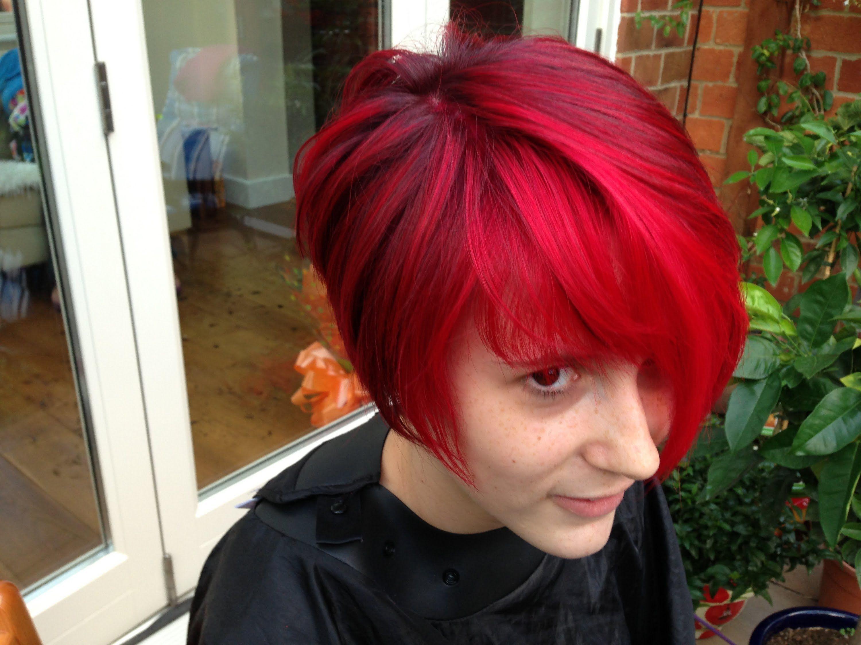 Bright red hair google search hair pinterest bright red hair