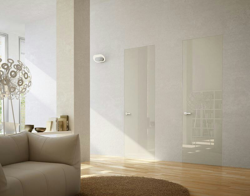 Puertas sin marco <3<3<3 | Decoración en general | Pinterest | Salon ...