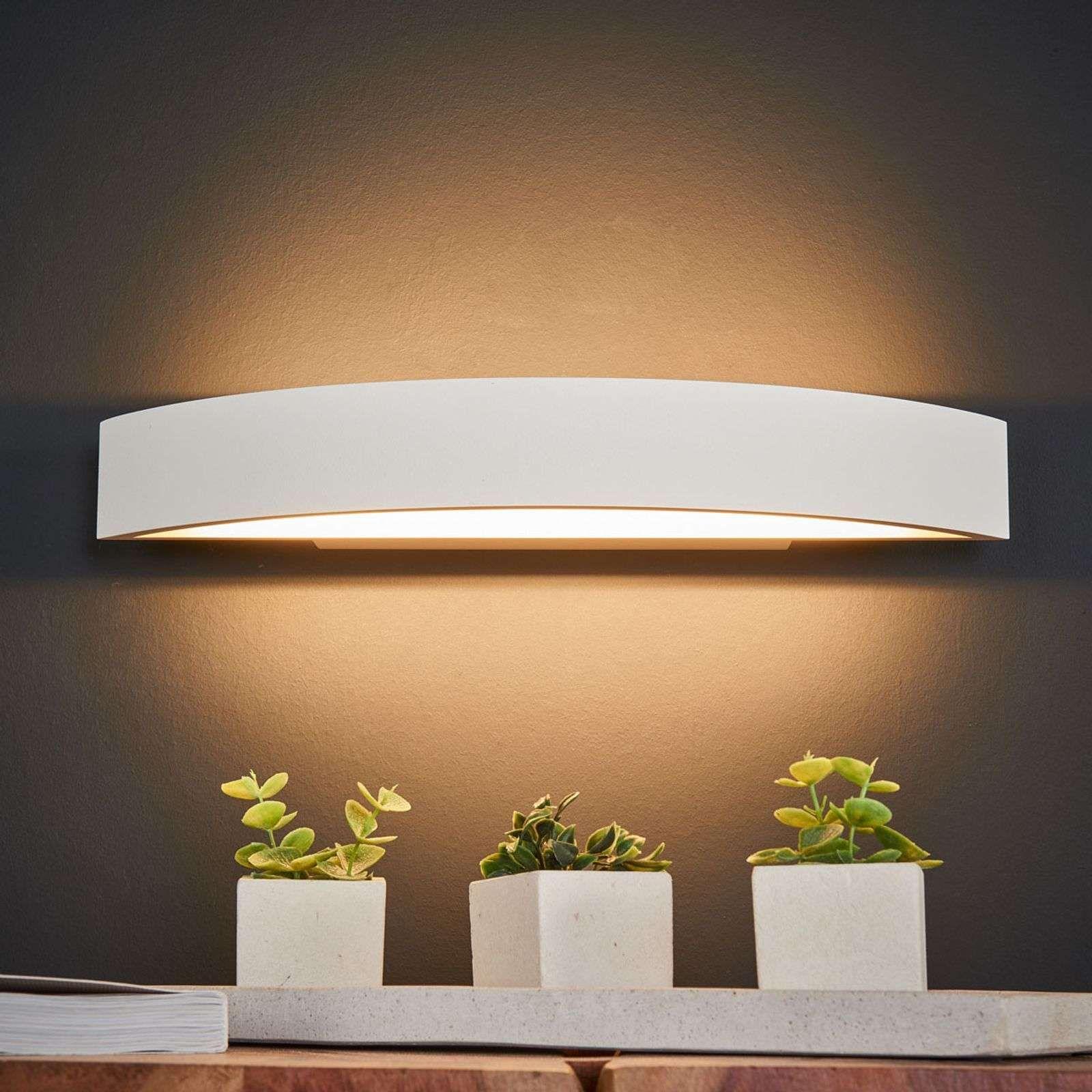 Applique A Led Con Luce Bidirezionale 37 5 Cm Lampe De Chevet Tactile Applique Murale Led Luminaire