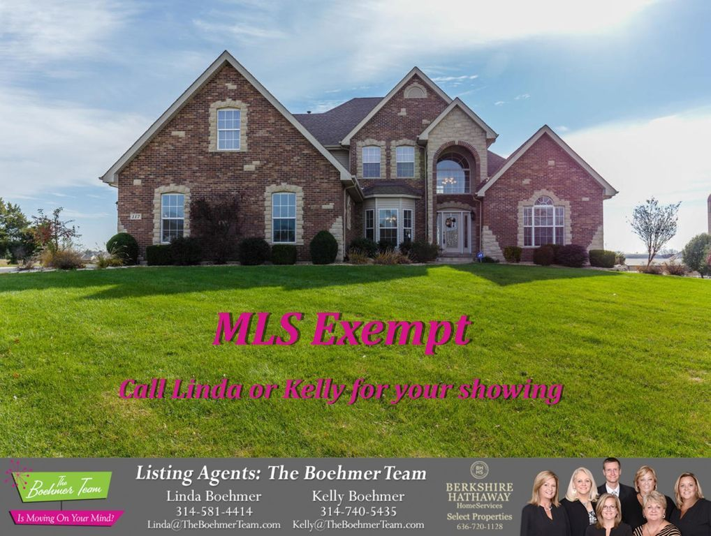 homes for sale in wentzville mo with pool