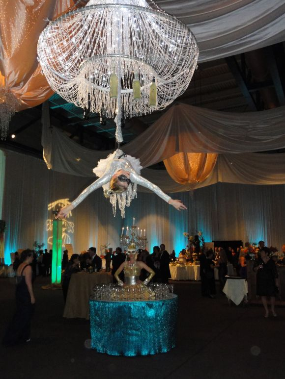 10 NEW YEAR'S EVE PARTY IDEAS From- Aerial Artistry- event ...