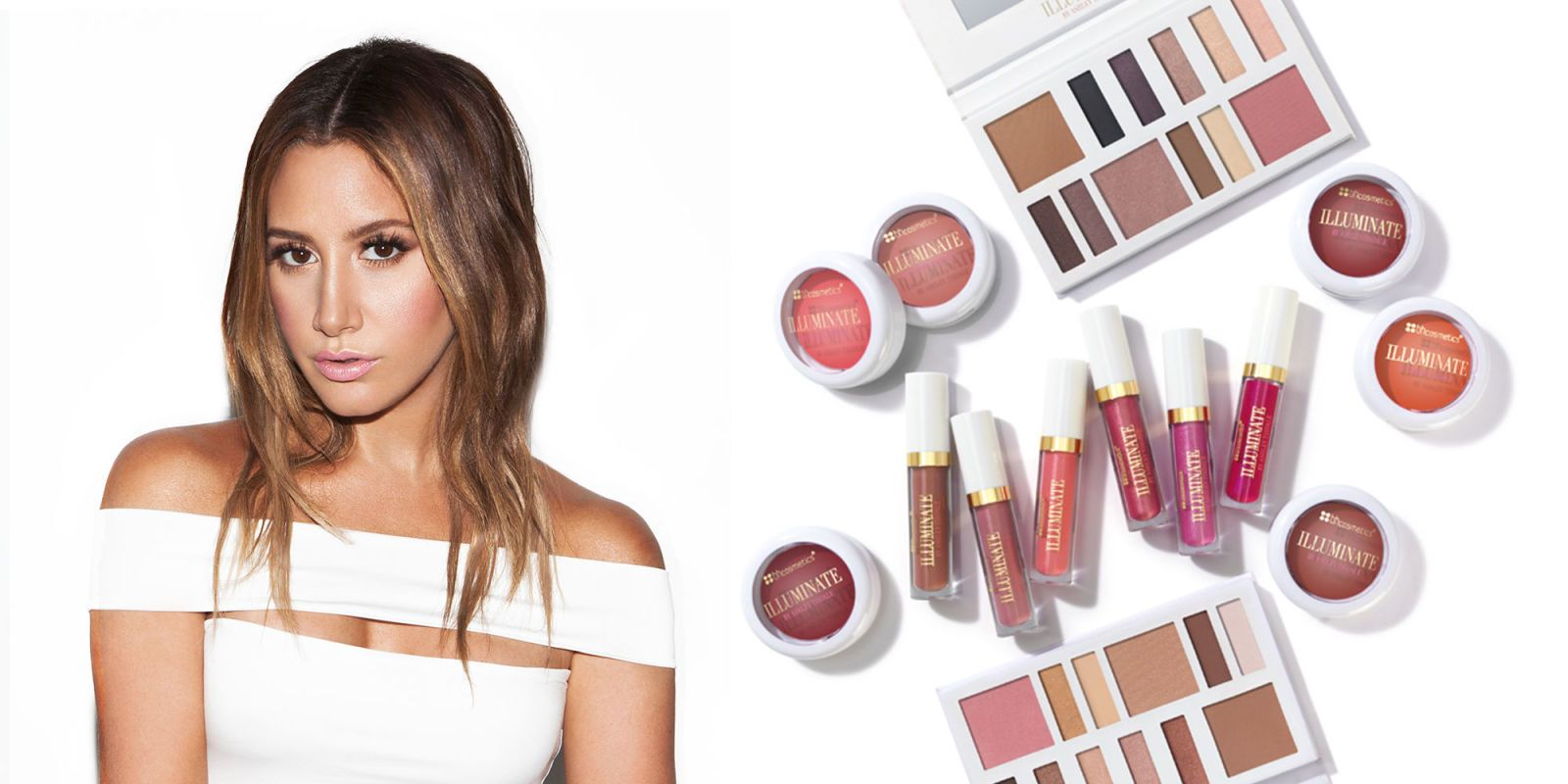 Get the Exclusive on Ashley Tisdale's Illuminate Summer