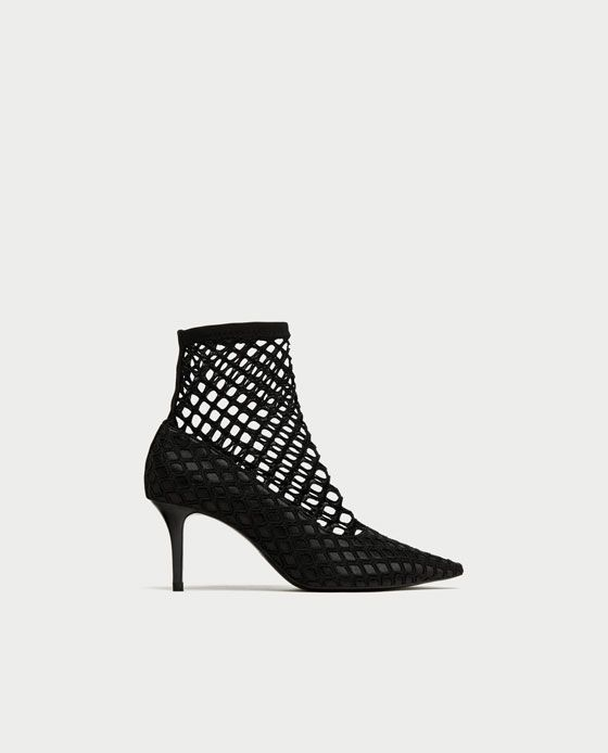 c03b7a44e2b ZARA - TRF - FISHNET COURT SHOES