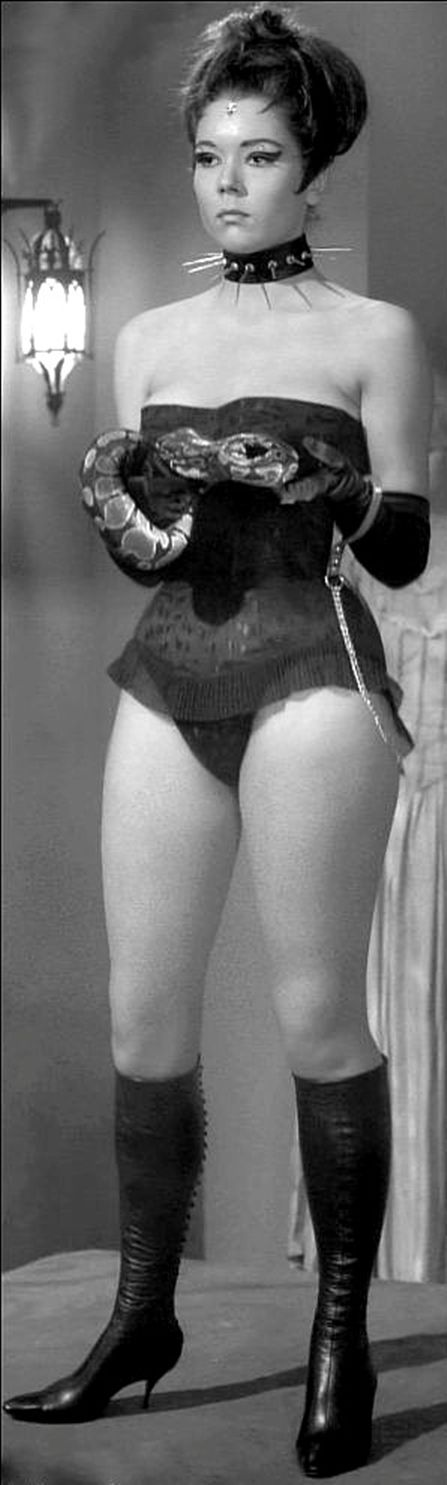 Image result for diana rigg queen of sin