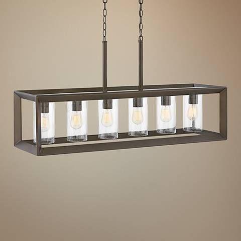 Lamps Plus Linear Chandeliers