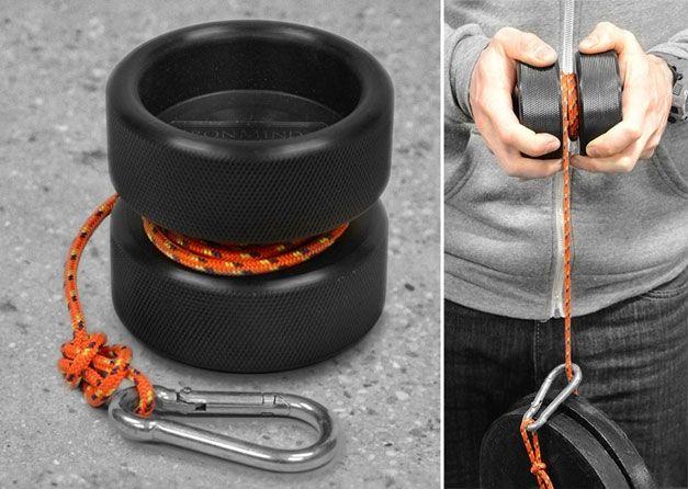Twist Yo Wrist Grip Strength Training Rogue Fitness