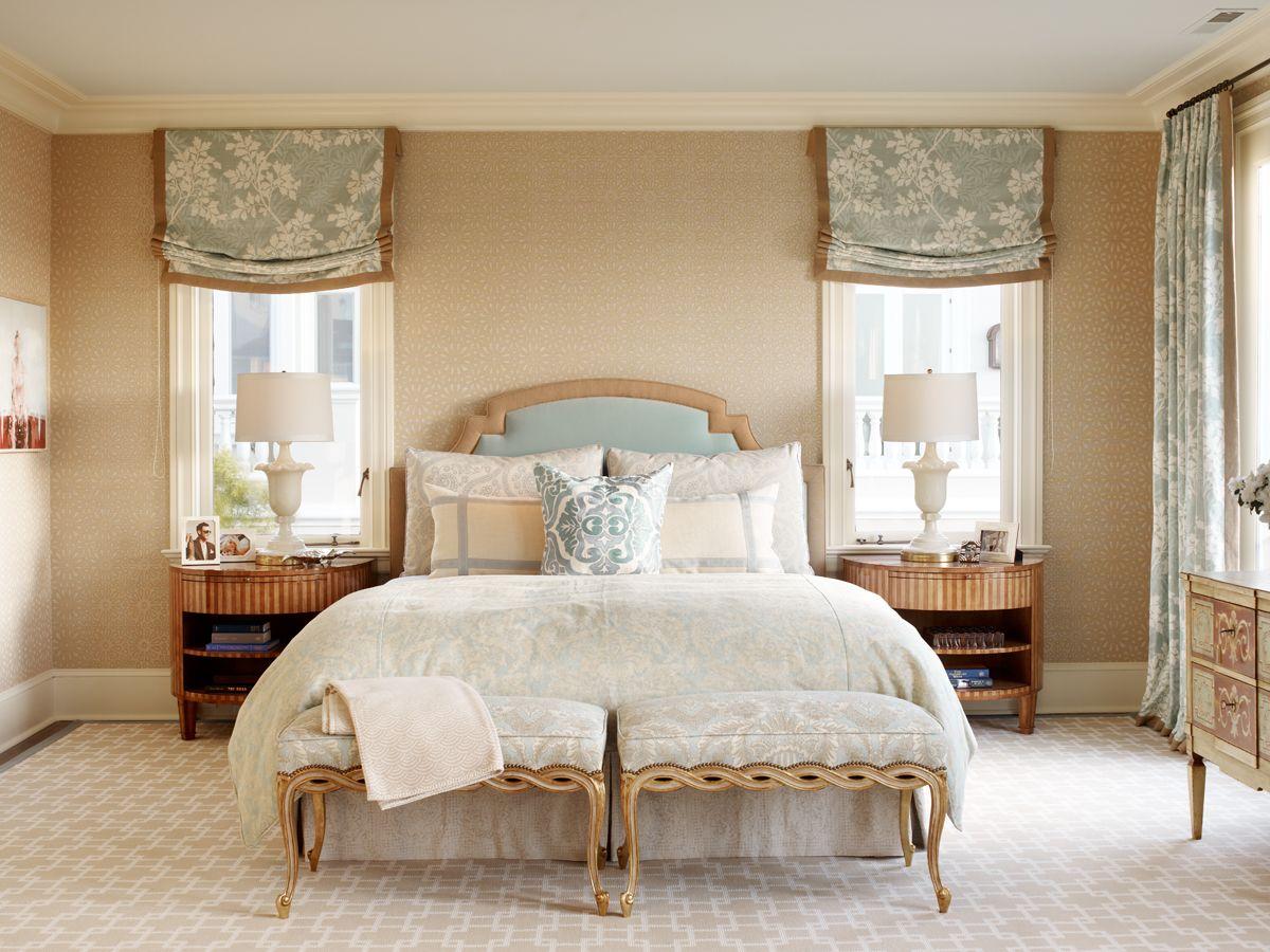 Estilo cl sico cama pinterest clasicos mi cama y for Cortinas estilo clasico
