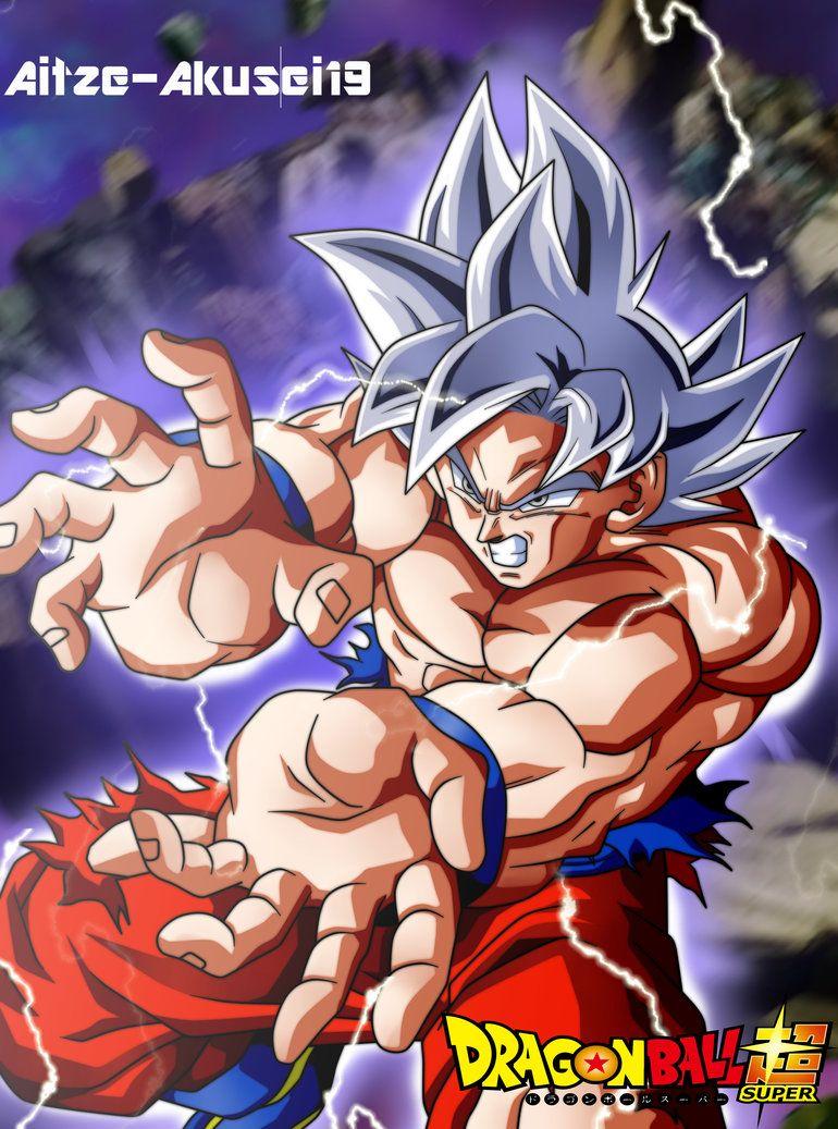 Goku Ultra Instinto Kamehameha By Aitze Akusei19 Dragon Ball Super Manga Anime Dragon Ball Super Dragon Ball