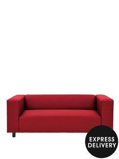 Red Sofas Home Garden Www Very Co Uk Sofa Red Sofa Sofa Home