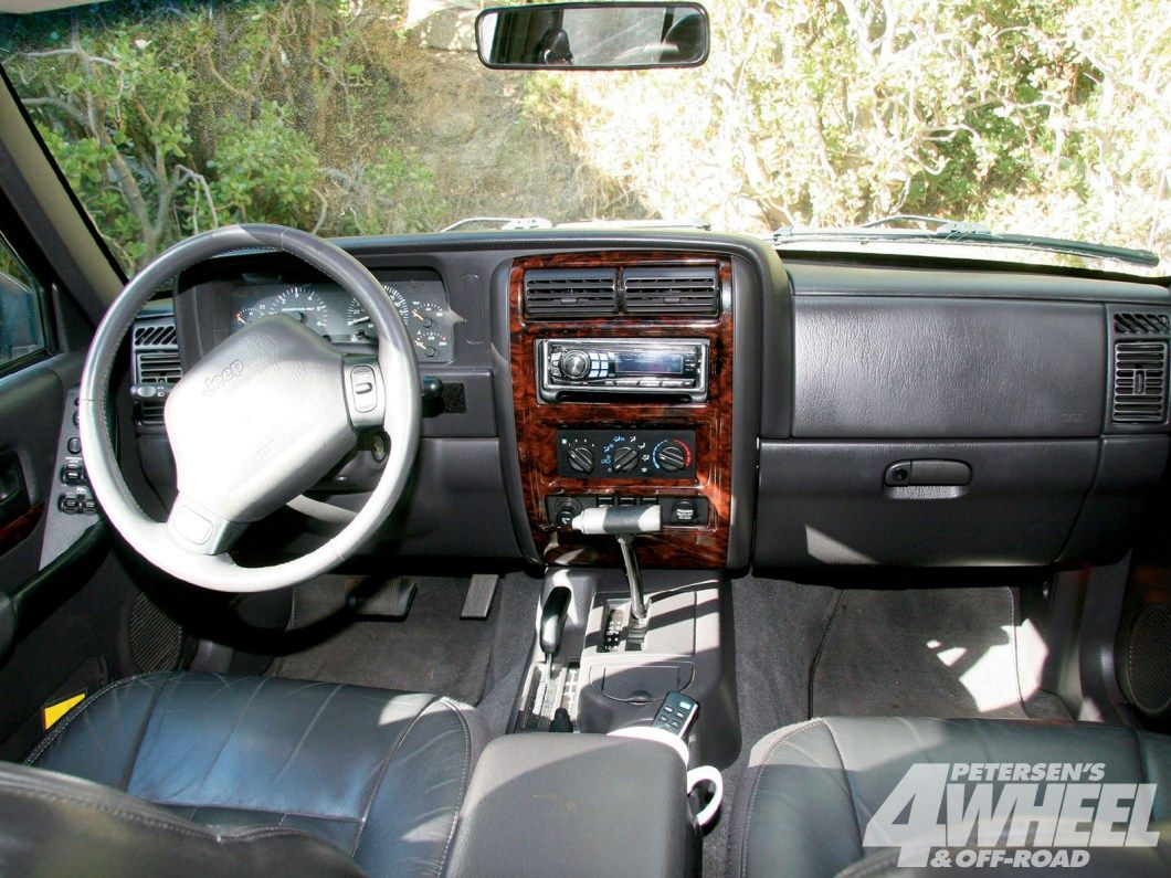 Great Jeep Xj Interior Parts