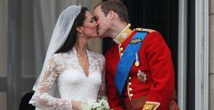 Príncipe William e Kate Middleton fazem Bodas de Papel