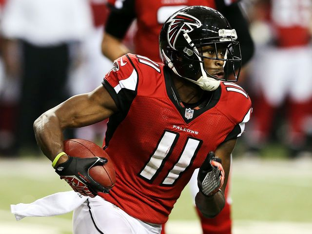 Which Current Nfl Wide Receiver Are You Julio Jones Atlanta Falcons Football Nfl