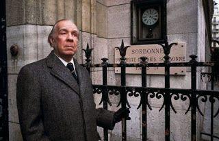 Borges todo el año: Jorge Luis Borges: A Un Poeta Sajón