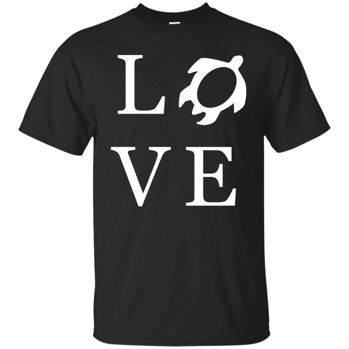 Honu LOVE Custom Ultra Cotton T-Shirt