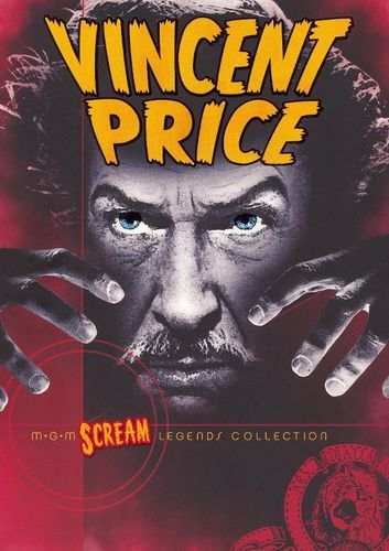 Vincent Price Gift Set Vol 1 Dvd Vicent Price Carteles De