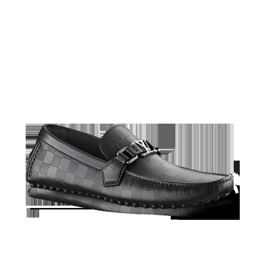 c6b494236c6c6 Hockenheim loafer in Damier Infini via Louis Vuitton | The Male ...
