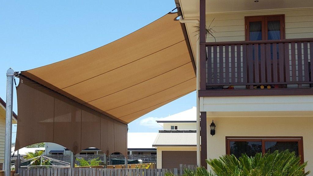 Shade Sails, Shade Structures Townsville Shade sail