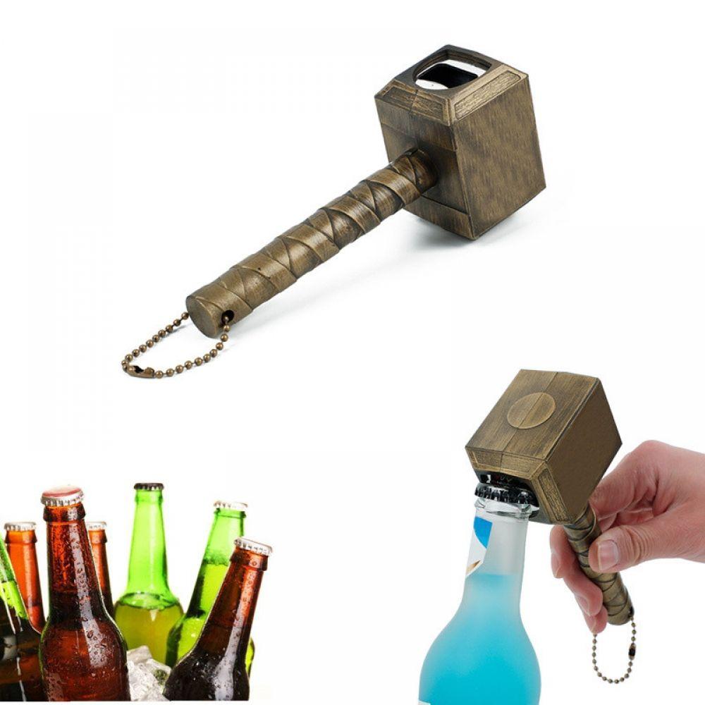 Vintage Hammer Shape Bottle Opener Bar Accessories Polish