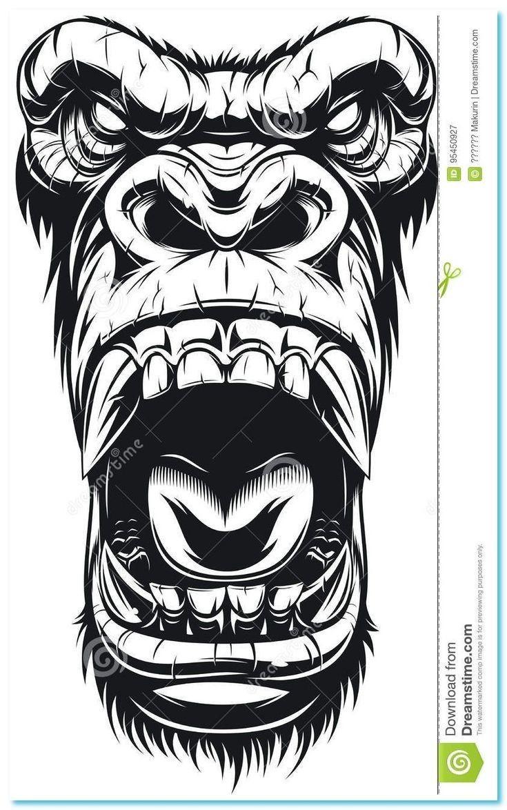 Pin by Гру on karton gru in 2020 Monkey art, Tattoo