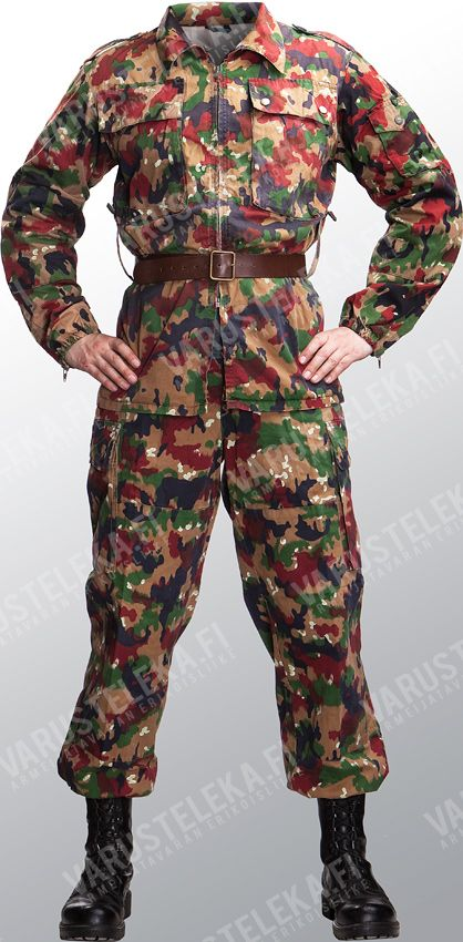 34486a513379a Swiss M83, Alpenflage   Camouflage   Army camo, Military camouflage ...
