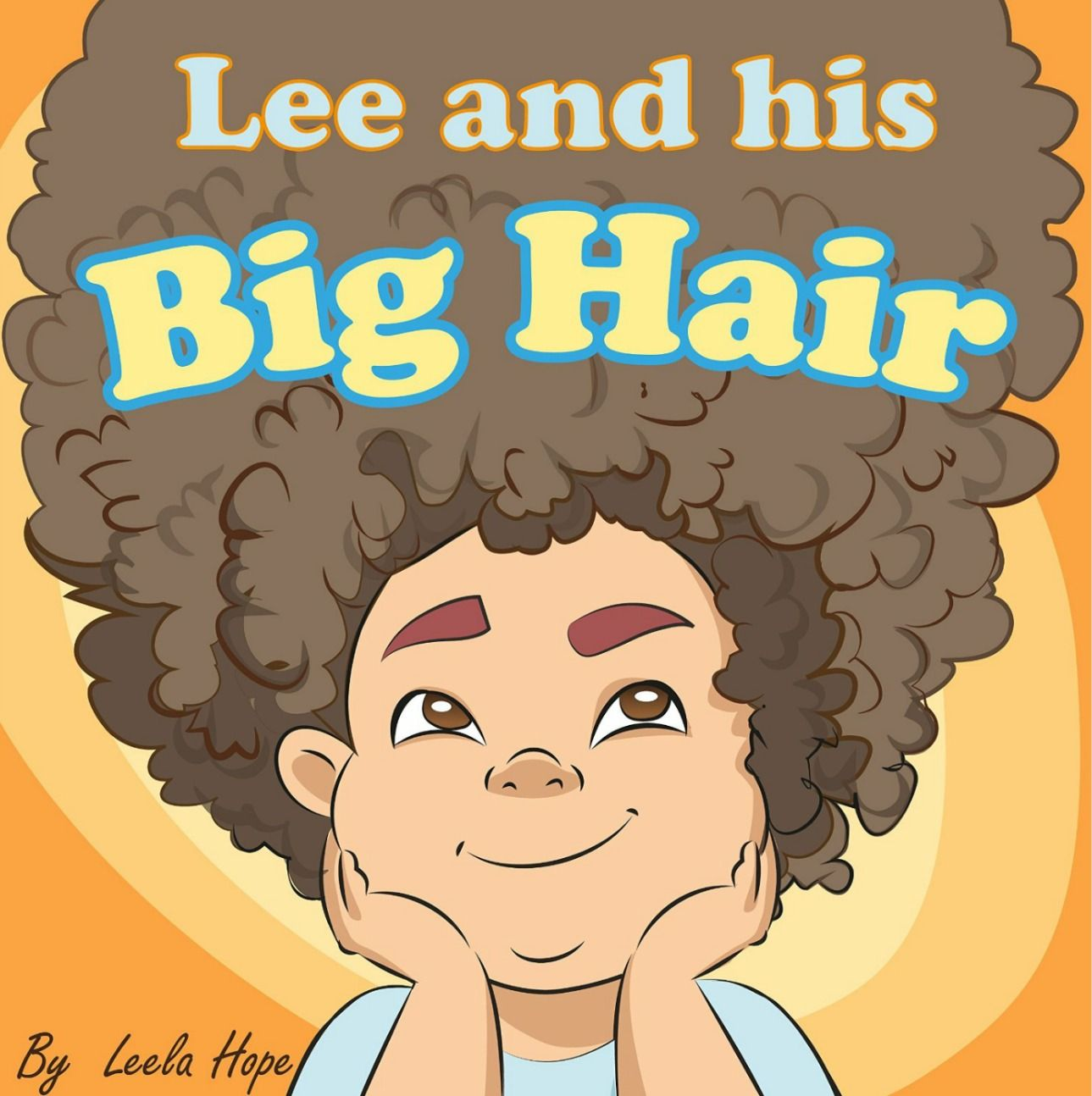 I Dainty It A Leela Hope book review Childrens books