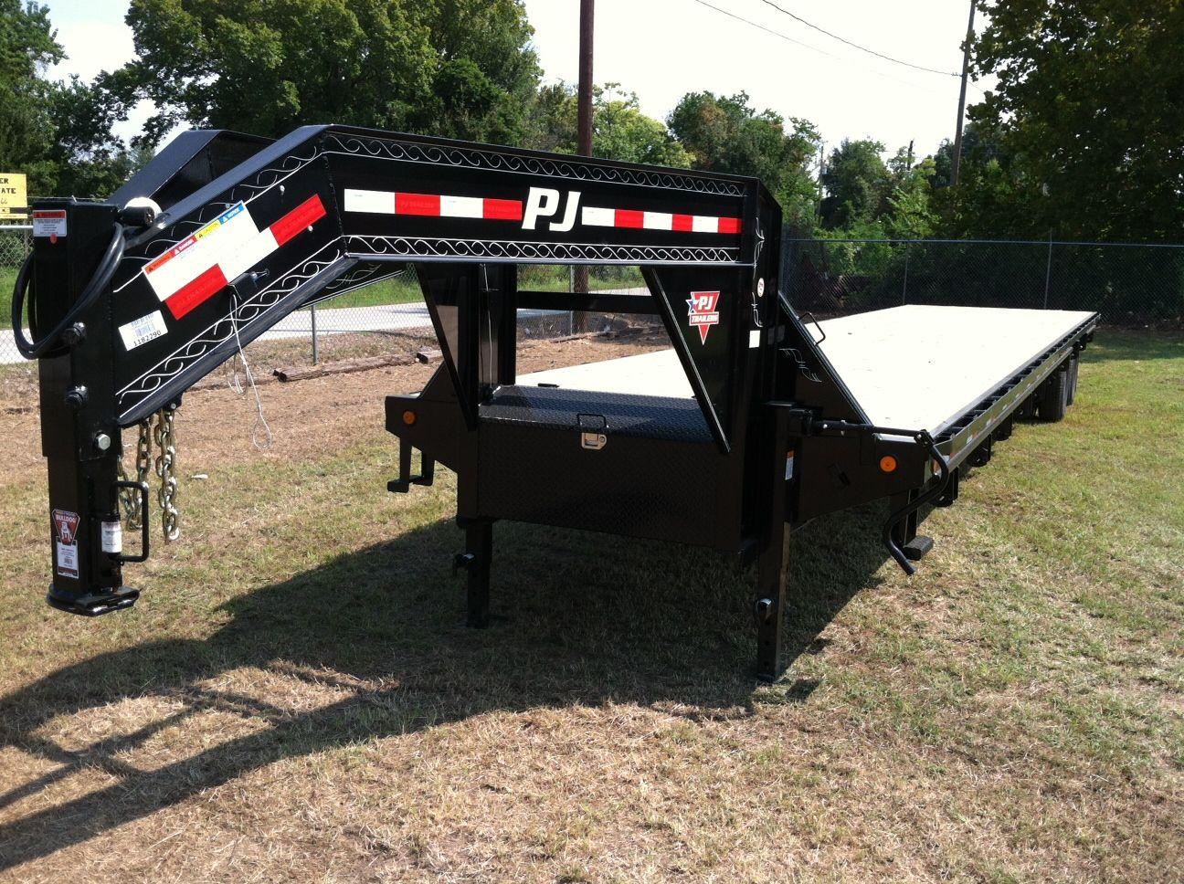 Pj Trailers Products Gooseneck Trailers Tilt Equipment Dump Trailers Car Hauler Deckover And Utility Trailers Compare Pj Trailers Trailer Dump Trailers
