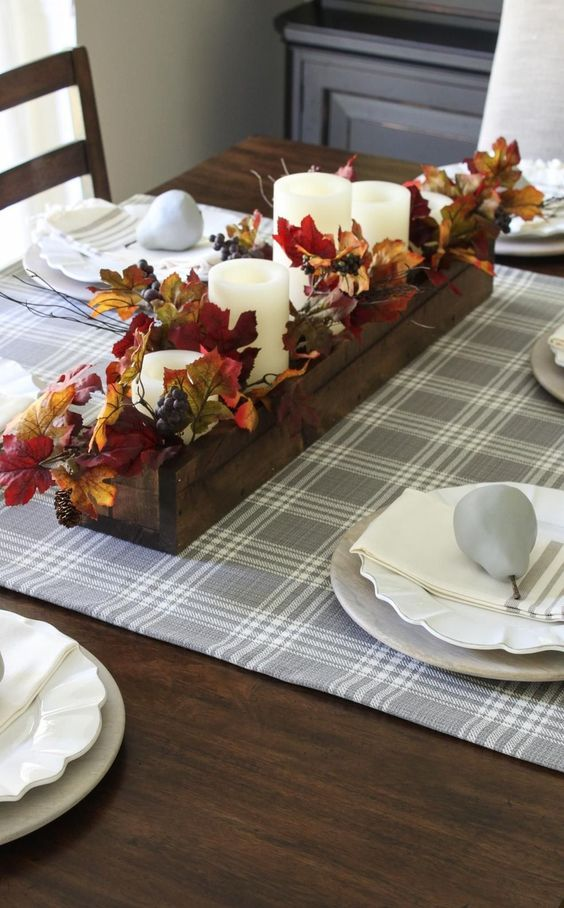 Photo of 50 unique & inviting Thanksgiving table settings that won't …