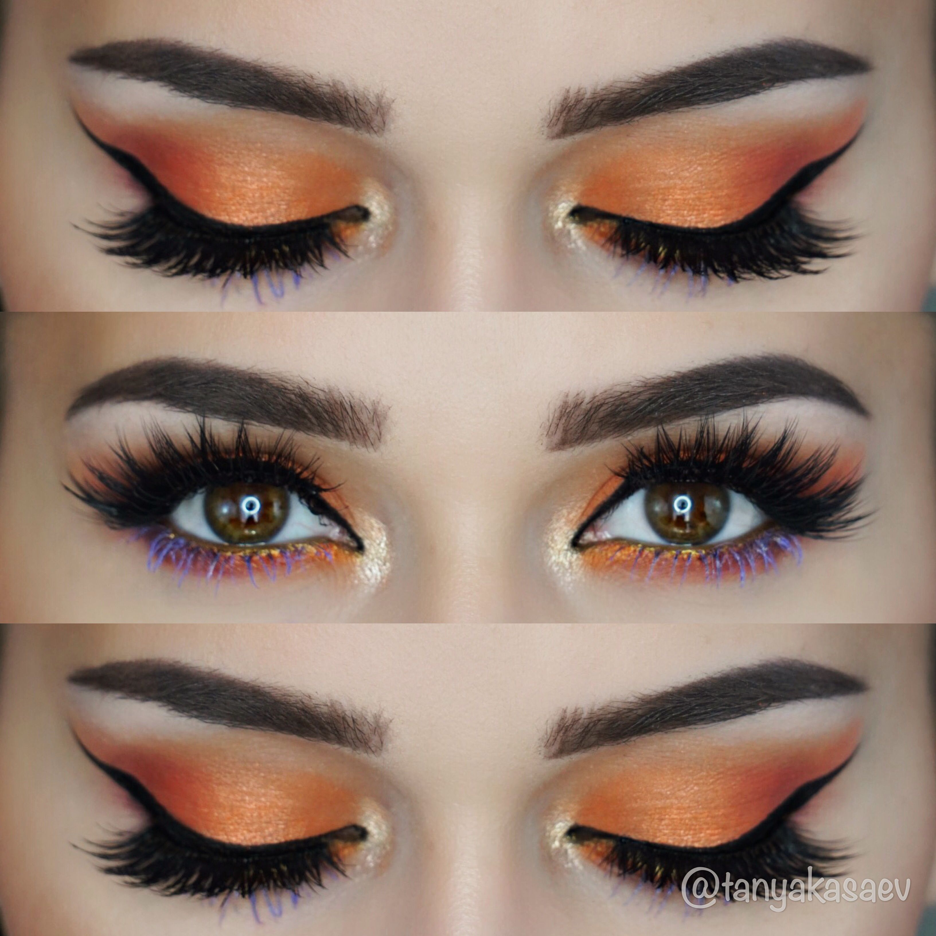 Makeup simple ideas for brown eyes recommendations to wear for autumn in 2019