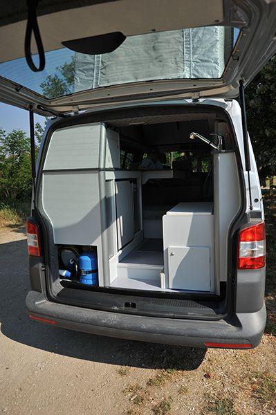 am nagement t4 votre transporter volkswagen re oit un am nagement sur mesure stylevan 3006. Black Bedroom Furniture Sets. Home Design Ideas